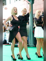 "photo from the publication ""MUZ-TV-12."", author Эдуард@fotovzglyad, Tags: [cleavage, high slit, Muz TV Award, short skirt (miniskirt), events]"