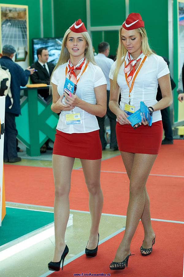 MOSBUILD-12. Alena and Katya Part 2 :: Эдуард@fotovzglyad