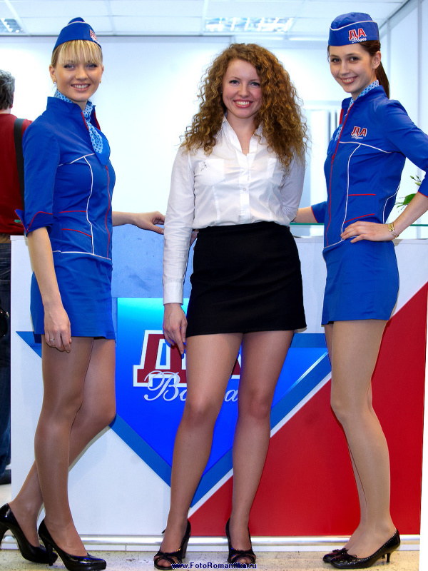 "ProdExpo'2009 - girl stand ""YES Vodka"" :: Эдуард@fotovzglyad"