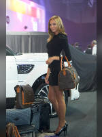 """photo from the publication """"MMAS-12. Mansory- 2."""", author Эдуард@fotovzglyad, Tags: [exhibitions, pantyhose (tights) skin color, Moscow International Motor Show, events of 2012, car, events, car show]"""