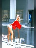 """Best 25"" competition ""October 2019, best photos of the month"": ""Interauto-2019. Anna Kosyakova 3"", author: Kostya Romantikov (<a href=""https://www.fotoromantika.ru/#id=18340&imgid=148178"">photos in the publication</a>)"