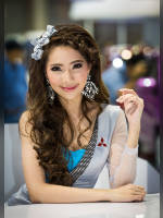 """Best 10"" competition ""November 2020, best photos of the month"": ""Bangkok Motor Show 2015"", author: seua_yai (<a href=""https://www.fotoromantika.ru/#id=18873&imgid=152210"">photos in the publication</a>)"