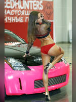 """photo from the publication """"Tuning 12. Kaleidoscope part 4"""", author Эдуард@fotovzglyad, Tags: [exhibitions, Moscow Tuning Show, events of 2012, car, lifting leg, events, car show]"""