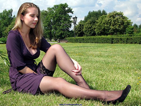 Aparesida, walk in Victory Park :: Kostya Romantikov