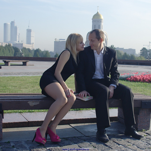 Love story: Alena and Alexander :: Kostya Romantikov