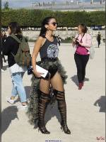 """photo from the publication """"PARIS 2016 """" beautiful sexy women in the Fashion Week """" by Angel-Dust"""", author Angel-Dust, Tags: [Paris, France, France, France, outdoor, outdoor, , Europe, Europe]"""
