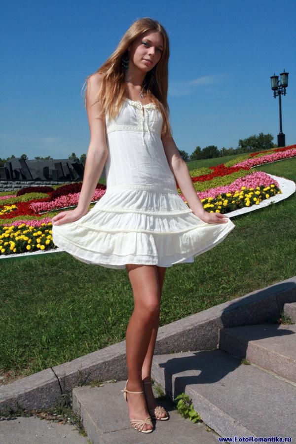 Eugenia in Victory Park :: Санек
