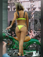 """photo from the publication """"Different girls events 7"""", author Эдуард@fotovzglyad, Tags: [swimsuit/leotard, bikini, events, car show]"""