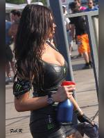 """Best 10"" competition ""November 2020, best photos of the month"": ""Monster girl energy @ Valkenswaard Gp 2011"", author: Fabrice (<a href=""https://www.fotoromantika.ru/#id=18890&imgid=152310"">photos in the publication</a>)"