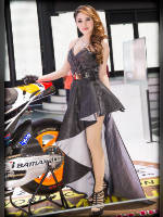 """1 place"" competition ""November 2020, best photos of the month"": ""Bangkok Motor Show 2015"", author: seua_yai (<a href=""https://www.fotoromantika.ru/#id=18873&imgid=152205"">photos in the publication</a>)"