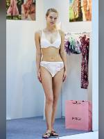 """photo from the publication """"CPM-19. Autumn. Kaleidoscope, part 3"""", author Эдуард@fotovzglyad, Tags: [exhibitions, bra white, , white panties, in lingerie, events, events of 2019]"""