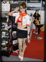 """1 place"" competition ""November 2020, best photos of the month"": ""Bangkok Motor Show 2015"", author: seua_yai (<a href=""https://www.fotoromantika.ru/#id=18873&imgid=152211"">photos in the publication</a>)"