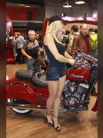"""""""Best 25"""" competition """"July 2021, best photos of the month"""": """"EICMA 2013"""", author: themax2 (<a href=""""https://www.fotoromantika.ru/#id=22616&imgid=179698"""">photos in the publication</a>)"""