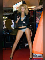 """photo from the publication """"Gamex 2 Assorted"""", author Эдуард@fotovzglyad, Tags: [exhibitions, events, Go-Go dancing, girls GamEx]"""
