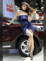 """Best 25"" competition ""March 2021, best photos of the month"": ""Car show girls 2017"", author: 弟弟 sun (<a href=""https://www.fotoromantika.ru/#id=21201&imgid=166947"">photos in the publication</a>)"