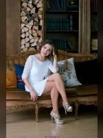 """Best 25"" competition ""November 2019, best photos of the month"": ""Alenka in white"", author: Kostya Romantikov (<a href=""https://www.fotoromantika.ru/#id=18358&imgid=148432"">photos in the publication</a>)"