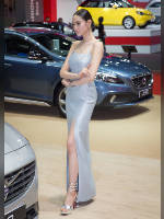 """Best 10"" competition ""November 2020, best photos of the month"": ""Bangkok Motor Show 2015"", author: seua_yai (<a href=""https://www.fotoromantika.ru/#id=18873&imgid=152208"">photos in the publication</a>)"