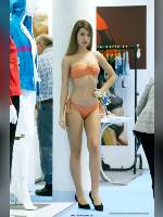 """""""Best 25"""" competition """"July 2020, best photos of the month"""": """"CPM 2020 Spring - orange swimsuit"""", author: Kostya Romantikov (<a href=""""https://www.fotoromantika.ru/#id=18574&imgid=150143"""">photos in the publication</a>)"""
