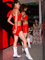 """Best 10"" competition ""November 2020, best photos of the month"": ""Promotional girls, Taipei, Taiwan, 2008"", author: Luke Luo (<a href=""https://www.fotoromantika.ru/#id=18799&imgid=151865"">photos in the publication</a>)"