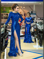 """Best 10"" competition ""November 2020, best photos of the month"": ""Bangkok Motor Show 2015"", author: seua_yai (<a href=""https://www.fotoromantika.ru/#id=18873&imgid=152207"">photos in the publication</a>)"