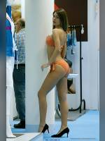 """""""Best 25"""" competition """"July 2020, best photos of the month"""": """"CPM 2020 Spring - orange swimsuit"""", author: Kostya Romantikov (<a href=""""https://www.fotoromantika.ru/#id=18574&imgid=150144"""">photos in the publication</a>)"""