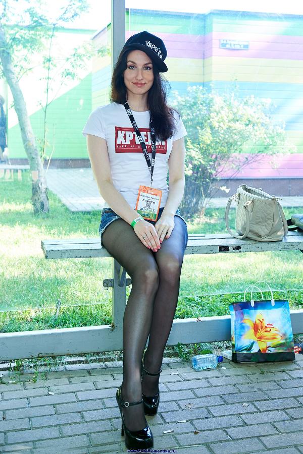 VAPEXPO- 2016 Moscow. Anna. :: Эдуард@fotovzglyad