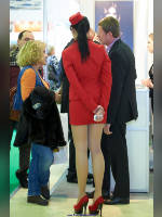 """photo from the publication """"Prodexpo-12. Kaleidoscope part 9"""", author Эдуард@fotovzglyad, Tags: [exhibitions, pantyhose (tights) skin color, events of 2012, Prodexpo, events]"""