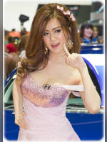 """Best 10"" competition ""November 2020, best photos of the month"": ""Bangkok Motor Show 2015"", author: seua_yai (<a href=""https://www.fotoromantika.ru/#id=18873&imgid=152204"">photos in the publication</a>)"