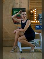 """Best 10"" competition ""November 2019, best photos of the month"": ""Alenka in black"", author: Kostya Romantikov (<a href=""https://www.fotoromantika.ru/#id=18362&imgid=148471"">photos in the publication</a>)"