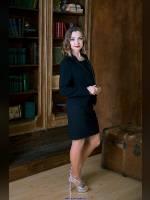"""Best 25"" competition ""November 2019, best photos of the month"": ""Alenka in black"", author: Kostya Romantikov (<a href=""https://www.fotoromantika.ru/#id=18362&imgid=148465"">photos in the publication</a>)"