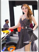 """Best 10"" competition ""November 2020, best photos of the month"": ""Bangkok Motor Show 2015"", author: seua_yai (<a href=""https://www.fotoromantika.ru/#id=18873&imgid=152206"">photos in the publication</a>)"