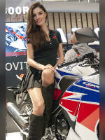 """1 place"" competition ""November 2020, best photos of the month"": ""EICMA 2013"", author: Gabriel Michael (<a href=""https://www.fotoromantika.ru/#id=18840&imgid=152087"">photos in the publication</a>)"