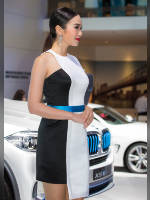 """Best 10"" competition ""November 2020, best photos of the month"": ""Bangkok Motor Show 2015"", author: seua_yai (<a href=""https://www.fotoromantika.ru/#id=18873&imgid=152218"">photos in the publication</a>)"