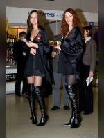 """photo from the publication """"ProdEkspo'08 - Assorted"""", author Эдуард@fotovzglyad, Tags: [exhibitions, black boots, Prodexpo, events of 2008, events]"""