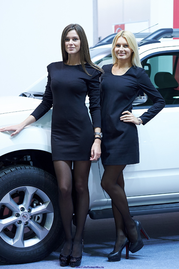 Comtrans 2013. Katya and Natalia. :: Эдуард@fotovzglyad