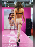 """photo from the publication """"Textillegprom- 15. Autumn. Show Part 4"""", author Эдуард@fotovzglyad, Tags: [exhibitions, defile, Textillegprom, in lingerie, pantyhose (tights), patterned, events, events of 2016, ]"""