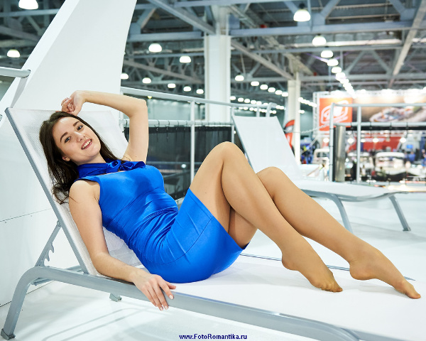 The Moscow Boat Show. Anfisa and Julia. :: Эдуард@fotovzglyad