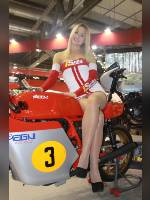 """Best 25"" competition ""March 2021, best photos of the month"": ""EICMA 2016"", author: themax2 (<a href=""https://www.fotoromantika.ru/#id=21557&imgid=168995"">photos in the publication</a>)"