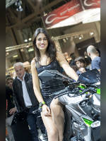 """Best 10"" competition ""November 2020, best photos of the month"": ""EICMA 2013"", author: Gabriel Michael (<a href=""https://www.fotoromantika.ru/#id=18840&imgid=152079"">photos in the publication</a>)"