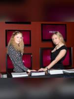 "photo from the publication ""Nastia Vadlevskaya, Julie Kardash, HDI-Show'2008"", author Владимир, Tags: [exhibitions, Julia Kardash, Anastasia (Nastya) Vadlevskaya, , events]"