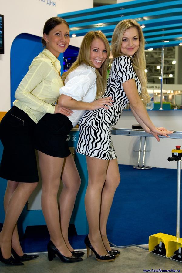 MosBild'2008, Natasha Semenova and Dinara Merhaydarova :: Эдуард@fotovzglyad