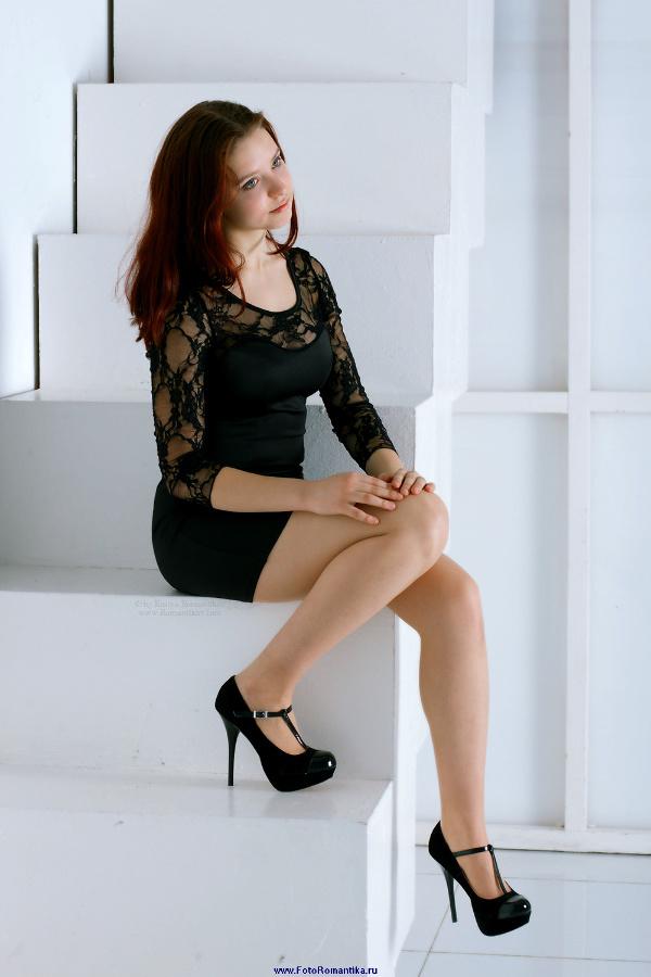 Nastya : strict and formal :: Kostya Romantikov