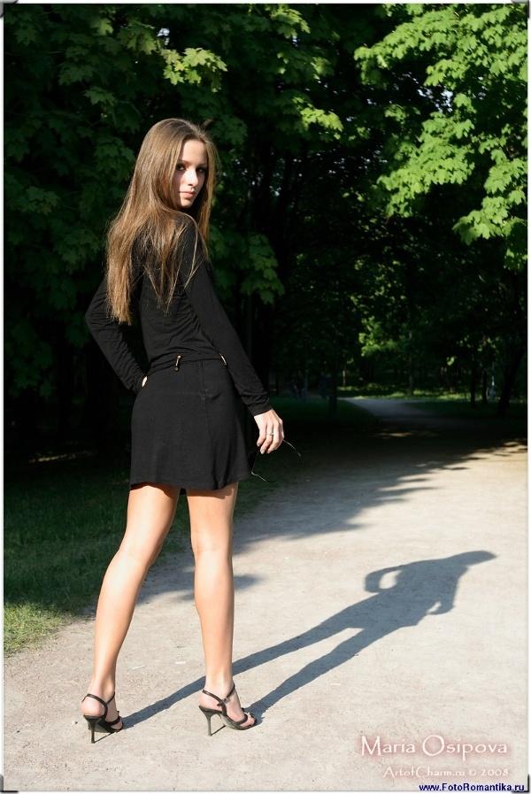 Maria Osipova.. The art of temptation :: Санек