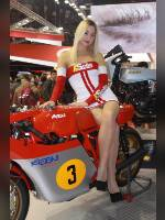 """Best 25"" competition ""March 2021, best photos of the month"": ""EICMA 2016"", author: themax2 (<a href=""https://www.fotoromantika.ru/#id=21557&imgid=168996"">photos in the publication</a>)"