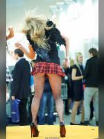 "photo from the publication ""Climate world-13. Kaleidoscope part 8"", author Эдуард@fotovzglyad, Tags: [exhibitions, pantyhose (tights) fishnet black, shoes black, heels, The World Climate, events of 2013, panties black, events, Aykutulka Chernjavskaja]"