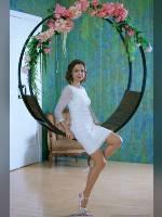 """Best 10"" competition ""November 2019, best photos of the month"": ""Alenka in white"", author: Kostya Romantikov (<a href=""https://www.fotoromantika.ru/#id=18358&imgid=148425"">photos in the publication</a>)"