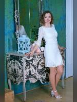 """Best 10"" competition ""November 2019, best photos of the month"": ""Alenka in white"", author: Kostya Romantikov (<a href=""https://www.fotoromantika.ru/#id=18358&imgid=148430"">photos in the publication</a>)"